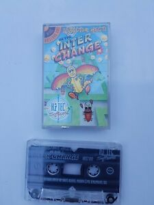 Amstrad Game Cassette Inspector Hecti In The Inter Change