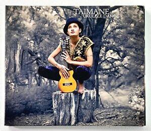 Ukulele Dance by TAIMANE CD 2012 Mountain Apple w/ DVD Hawaii Hawaiian Music