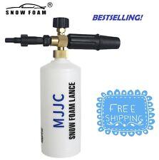 Snow Foam Lance for Bosche Series Car Wash Bottle Pressure Washer by MJJC