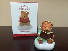 2014 Hallmark Ornament Bible Story Bear
