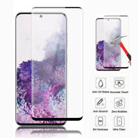 20D Tempered Glass Screen Protector Film For Samsung Galaxy S20 Ultra Plus 5G