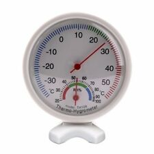 Analog Humidity Gauge Hygrometer Indoor Thermometer Temperature Meter -35~55C#G