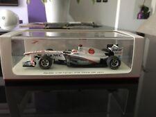 F1 1/43 Sauber C30 Ferrari Kobayashi Chinese GP 2011 Spark