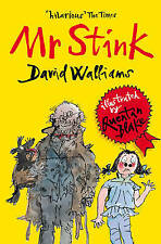David Walliams Ages 9-12 Fiction Books for Children