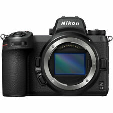 Nikon Z 6II Mirrorless Digital Camera (Body) 1659