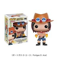 FUNKO POP 100 ONE PIECE PORTGAS D. ACE FIGURINE VINYLE