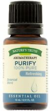 Nature's Truth Essential Oil, Purify 0.51 oz