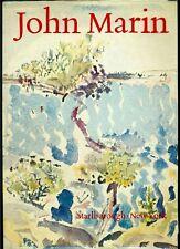 John Marin 1870-1953. Catalogo di mostra, Marlborough Gallery, New York 1972