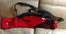 Franklin Sports Junior Equipment Bag Kids Baseball Bat Carry/Travel Bag/PreOwned