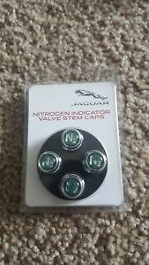 jaguar n2 valve caps