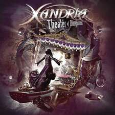 Xandria - Theater Of Dimensions (Deluxe Edition) NEW CD