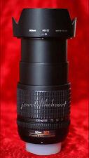 Nikon Nikkor 18-135mm AF-S IF ED G Zoom Lens for D40 D60 D200 D300 D3000 D5000