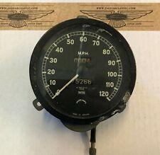 Speedometer, Miles 120, Smith X.70717/17, Jaguar Mk VII, Mk7