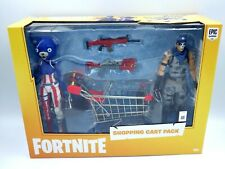Figurine Mcfarlane Fortnite Pannier Pack 2 Figures Team Leader & Warpaint