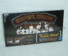 Super Junior 1st Concert Show Korean 2-DVD+ 52P Book