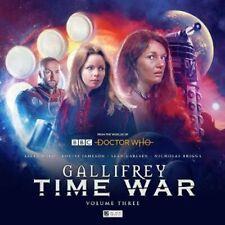 Gallifrey: Time War 3 by David Llewellyn 9781787035638 | Brand New