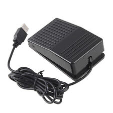 USB Game Foot Control Keyboard Action Switch Pedal HID for Keyboard Game PC