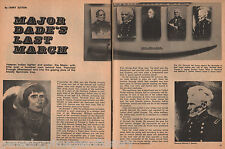 Seminoles Seven Year War - Major Francis L. Dade Last March -Family