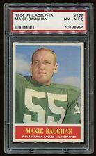 1964 Philadelphia #128 Maxie Baughan *Eagles* PSA 8 NM-MT Cert #40138954