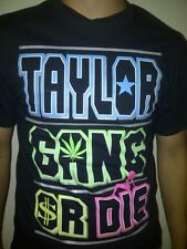 Taylor Gang or Die T-Shirt, Big & Tall, Cotton Blend (Adult's Size: 2XL,3XL,4XL)