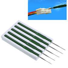 1 Set(5pcs)Car Cable Wire Terminal Socket Plug Pin Removal Dismount Tool Kit Hot