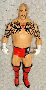 "Lord Tensai Prince Albert WWE Wrestling Action Figure 2011 Mattel 7.5"" Series 28"