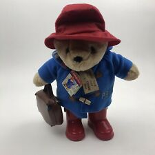 NEW Rainbow Designs LARGE CLASSIC PADDINGTON BEAR WITH BOOTS AND SUITCASE Toys