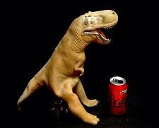 Holy Grail Vtg 1994 Mask Illusions Hand Critters Latex Tyrannosaurus Rex Puppet