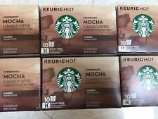 Starbucks Mocha Coffee, Keurig K-Cups 60 Ct