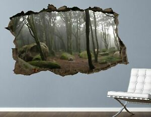 Phenomenal Trees wall decals stickers mural home decor for bedroom Art AH629