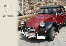 Postkarte Oldtimer  >  Citroën  2 CV Charleston <