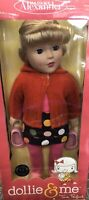 "madame alexander dollie & me blonde 18"" doll"