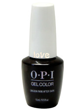 Opi GelColor New Gel Nail Polish Soak-Off Gc W42- Lincoln Park After Dark