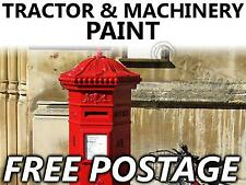 Tractor Agri Enamel Paint Post Office Red Postbox Box