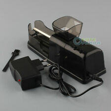 New Electric Automatic Injector Maker Cigarette Rolling Machine Tobacco Roller