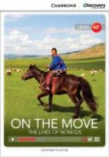 On The Move: The Lives Of Nomads Book With Online Access (cambridge Discovery...