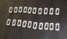 Chevy C10 K10 20 30 Vega  Belt Body Side Door Trim Molding Fasteners Clips 20
