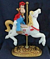 Disney New England Collector's Society Character Carousel Horace Horsecollar, Ex