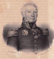 Durand de Linois Brest Bataille d'Algésiras Marine Impériale Napoléon Bonaparte