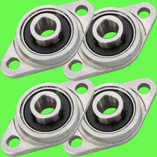 ► 4 Stk KFL08 Flanschlager Gehäuselager 8mm Welle CNC 3D Drucker KFL Halterung