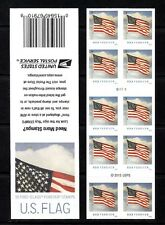 USA SC# 5054a FLAG FOREVER BOOKLET OF 10 S.A. STAMP PL# S11111 MNH