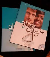 9782014015508 Alter ego + B2 -  Livre de l'eleve + Cahier d'activités + CD-Rom