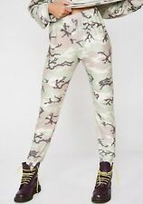 Wildfox Camping Track Pants-Size XS Green