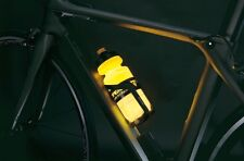 Topeak iGlow Cage LED Illuminated Cycle Sports Water Bottle and Cage. Stay Safe!