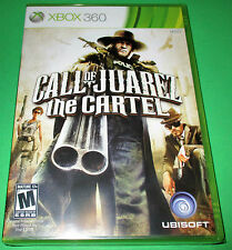 Call of Juarez: The Cartel Xbox 360 *Factory Sealed! *Free Shipping!