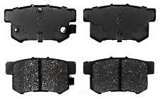 Disc Brake Pad Set-Ceramic Disc Brake Pad Rear ACDelco Pro Brakes 17D537C