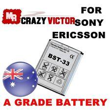Battery BST-33 For Sony Ericsson T700 T715 C702 C901 C903 F305 G502 G700 G702