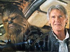 Signed Star Wars Joonas Suotamo As Chewbacca 12x16 Photograph