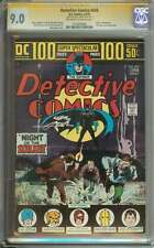 DETECTIVE COMICS #439 CGC 9.0 OW/WH PAGES