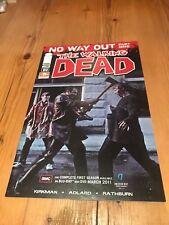 The Walking Dead Issue #80 Arizona ComicCon Photo Variant Image Comics NM